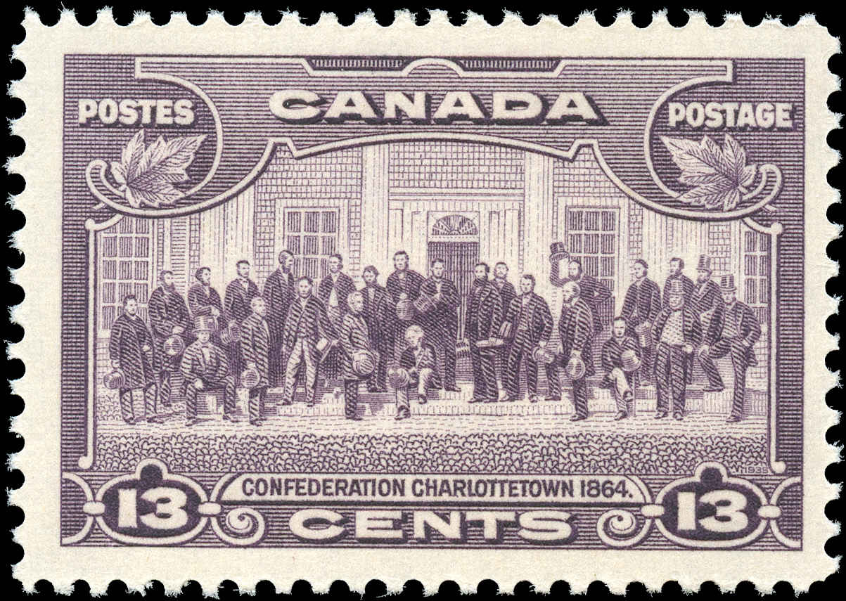Canada #224, Pictorial Issue, F-VF, MH