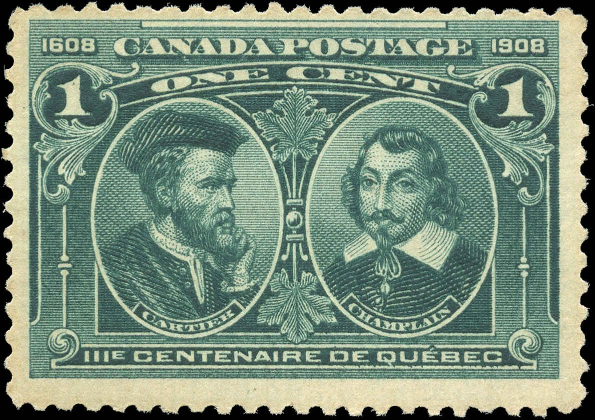Canada ##97, Tercentenary Issue, F+, MNH