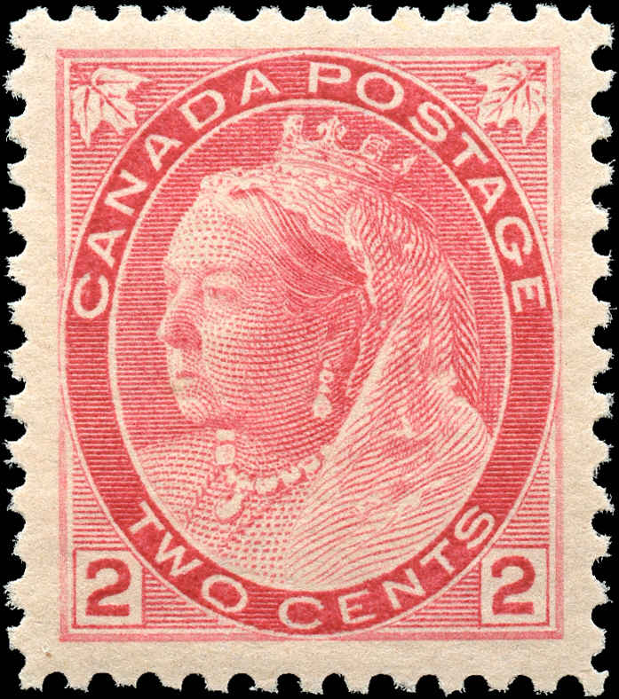 Canada ##77, Numeral Issue, VF, MNH