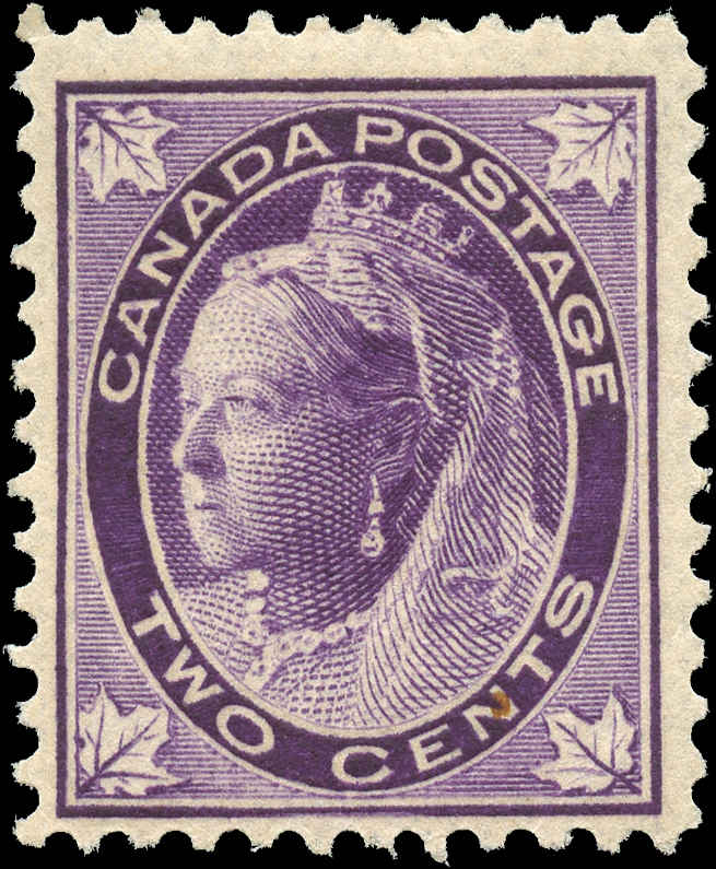 Canada ##68, Maple Leaf issue, F+, MH