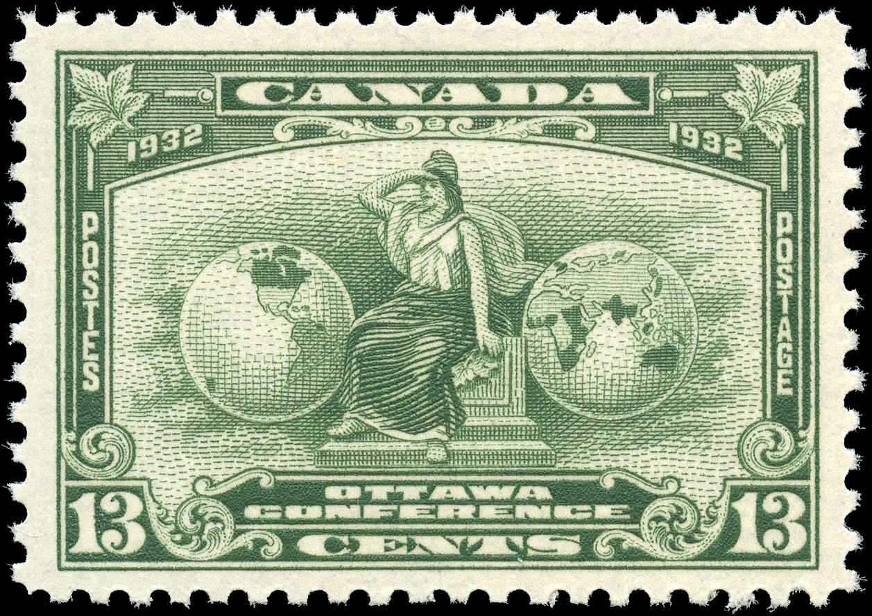 Canada #194, Econ Conference, VF, MNH