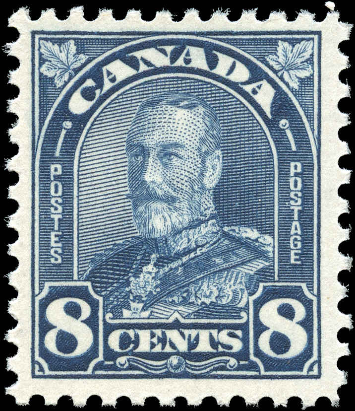 Canada #171, Arch/Leaf Issue, VF, MNH