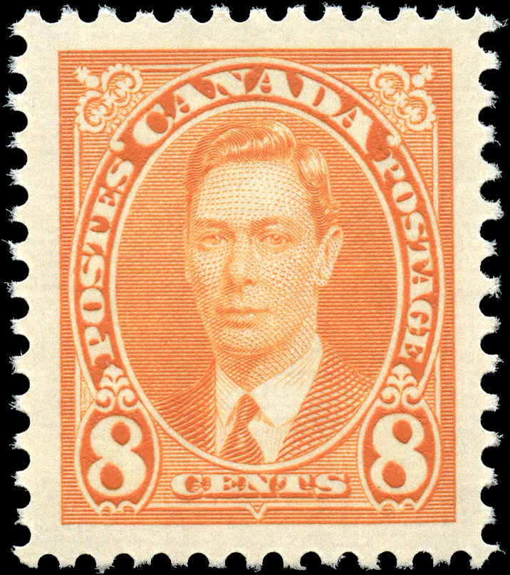 Canada #236, Mufti Issue, VF, MNH