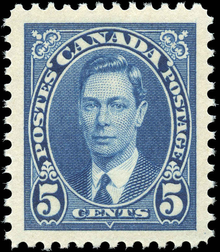 Canada #235, Mufti Issue, VF, MNH
