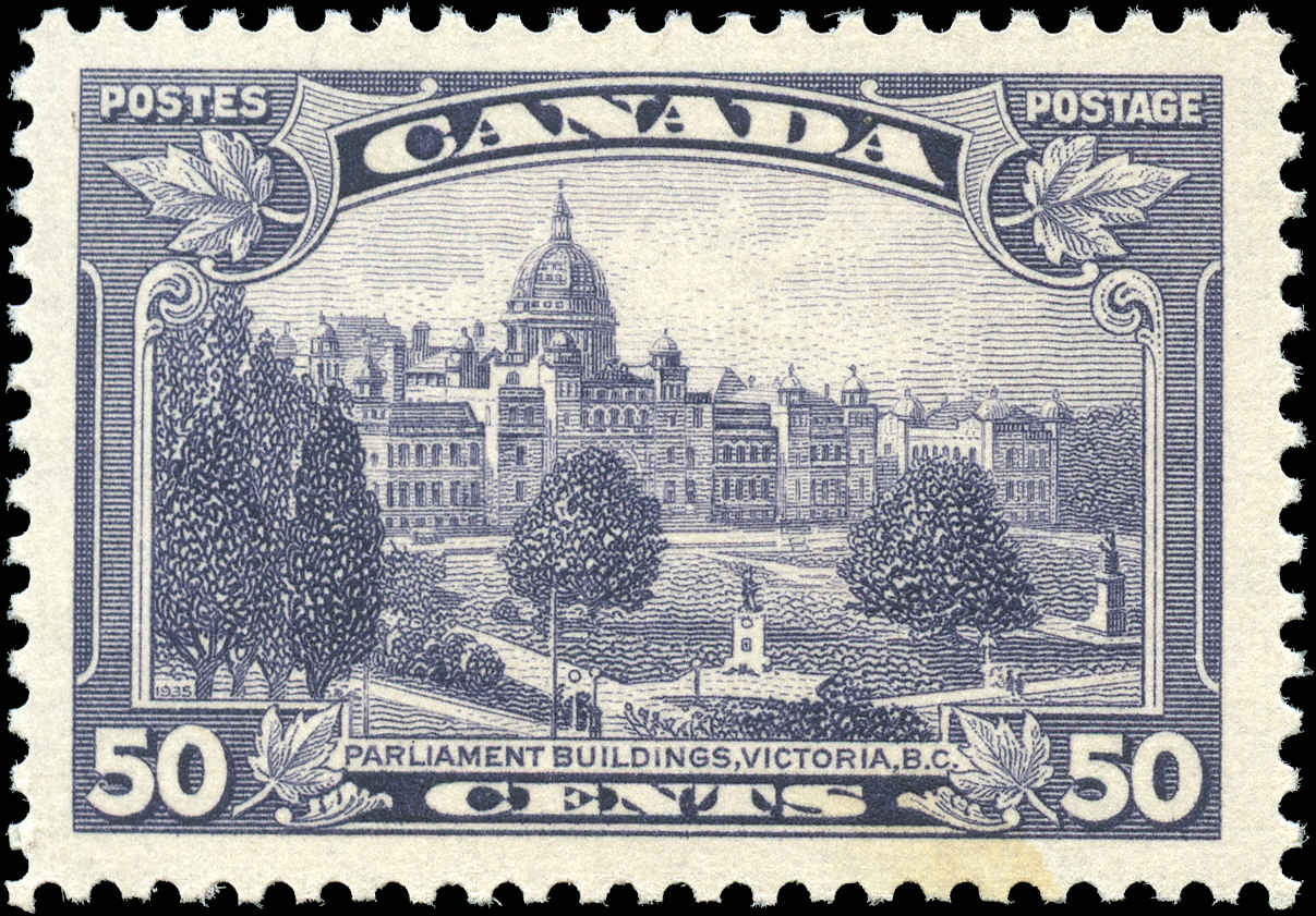 Canada #226, Pictorial Issue, VF, MNH