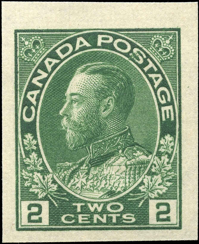 Canada #137, Admiral Issue, F-VF, MNH