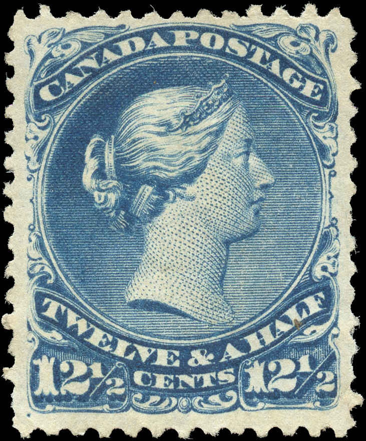 Canada ##28, Large Queen Issue, F-VF, Used