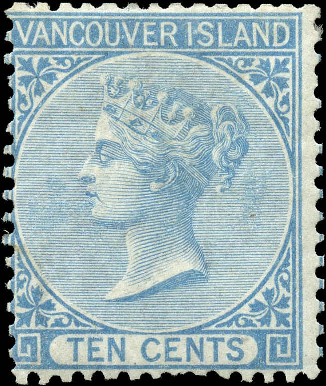Colony-BNA-British Columbia ###6, VG-F, MH