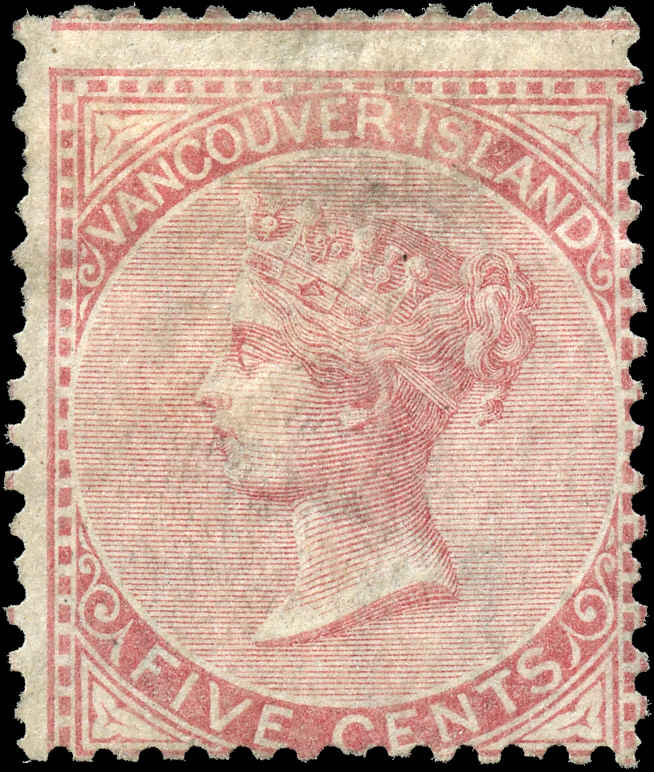 Colony-BNA-British Columbia ###5, VG, Used