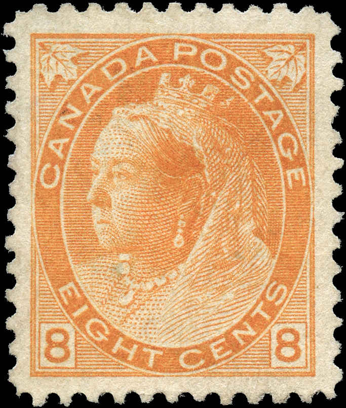 Canada ##82, Numeral Issue, F-VF, MNG