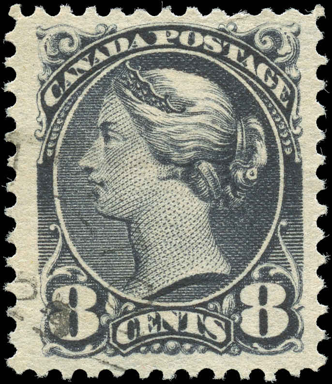 Canada ##44, Small Queen Issue, F-VF, Used