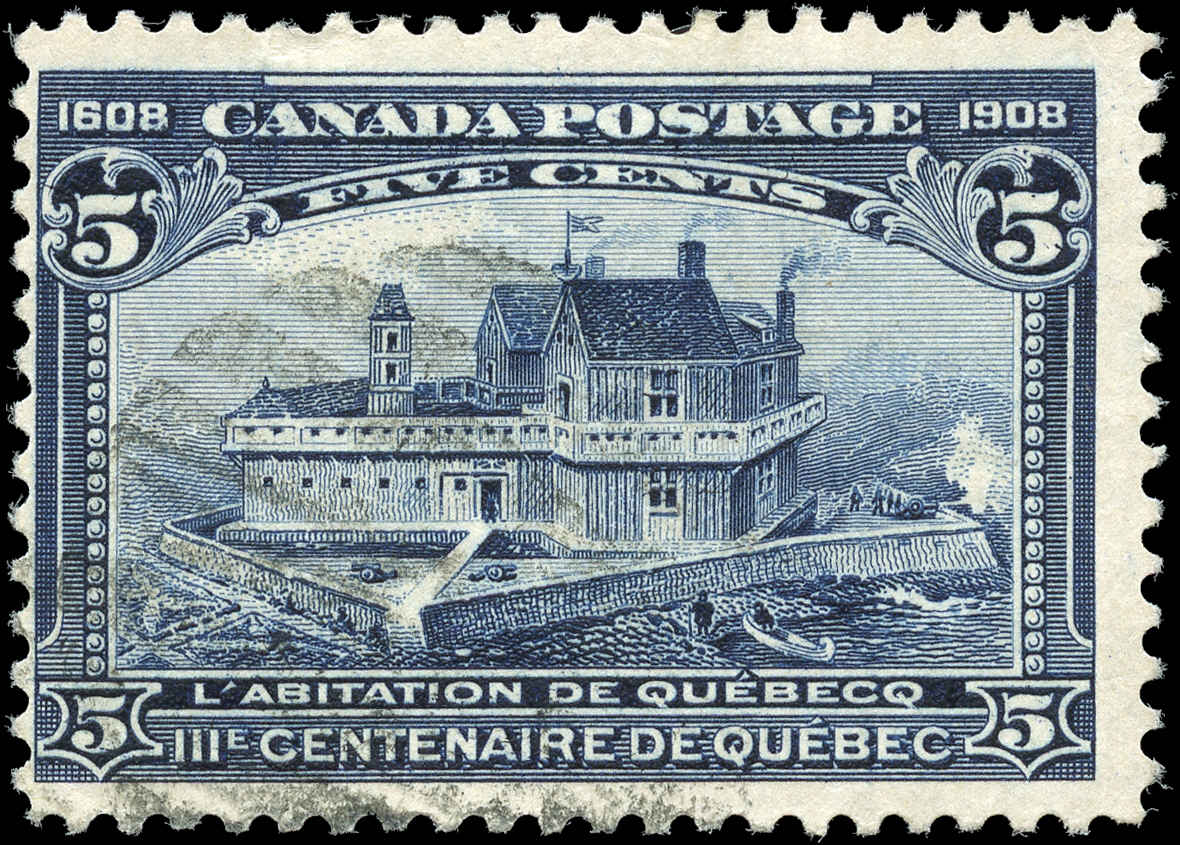 Canada ##99, Tercentenary Issue, F, Used