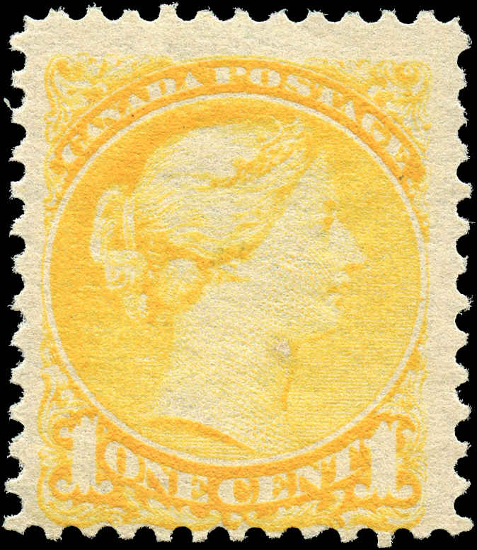Canada ##35, Small Queen Issue, F, MNH