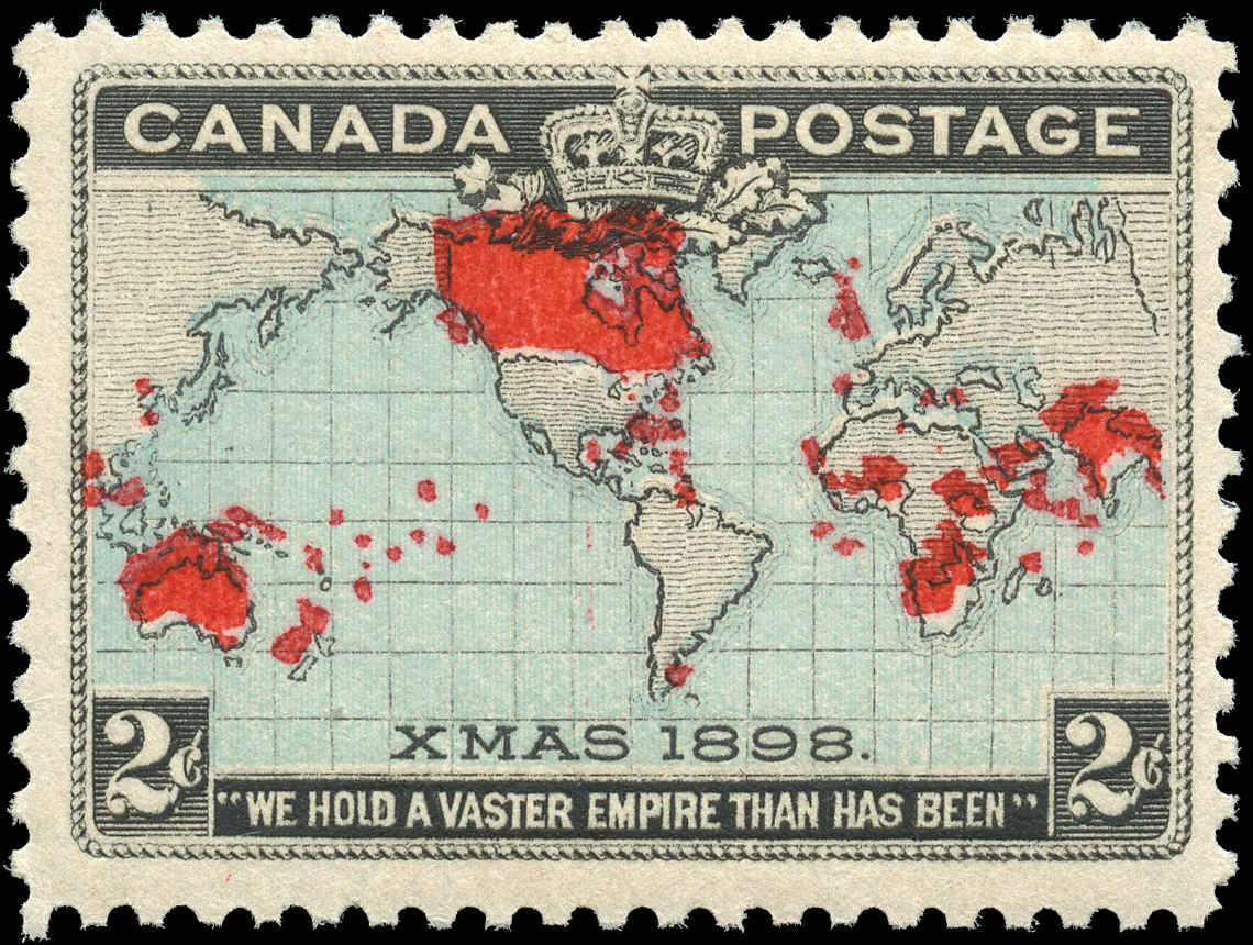 Canada ##86, Map Issue, F+, MNH