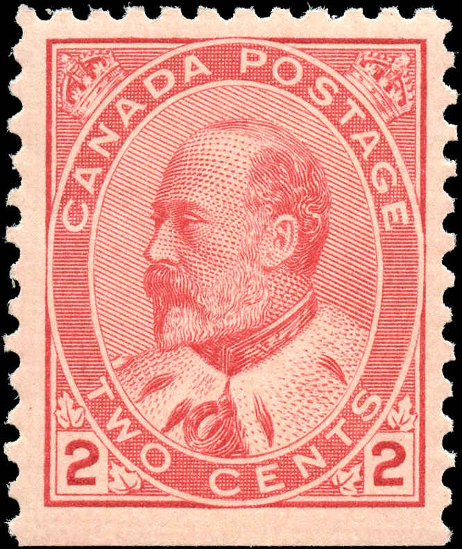 Canada ##90bs, King Edward VII Issue, F-VF, MNH