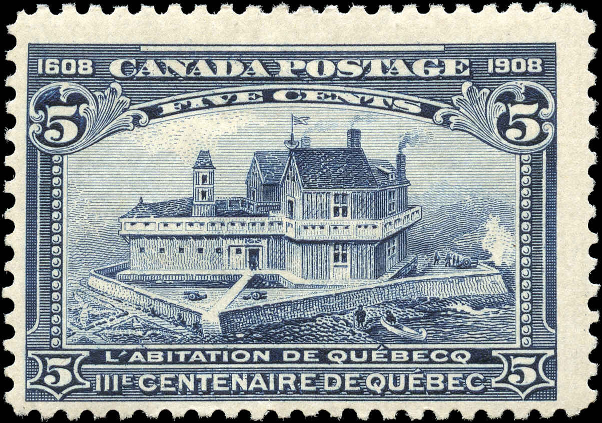 Canada ##99, Tercentenary Issue, F+, MH