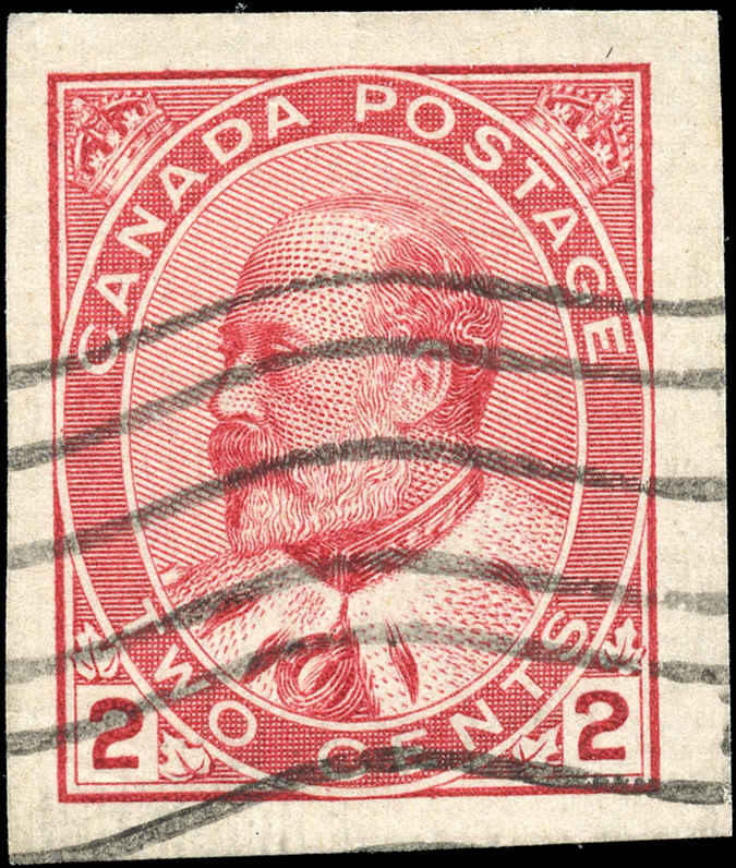 Canada ##90a, King Edward VII Issue, VF, Used