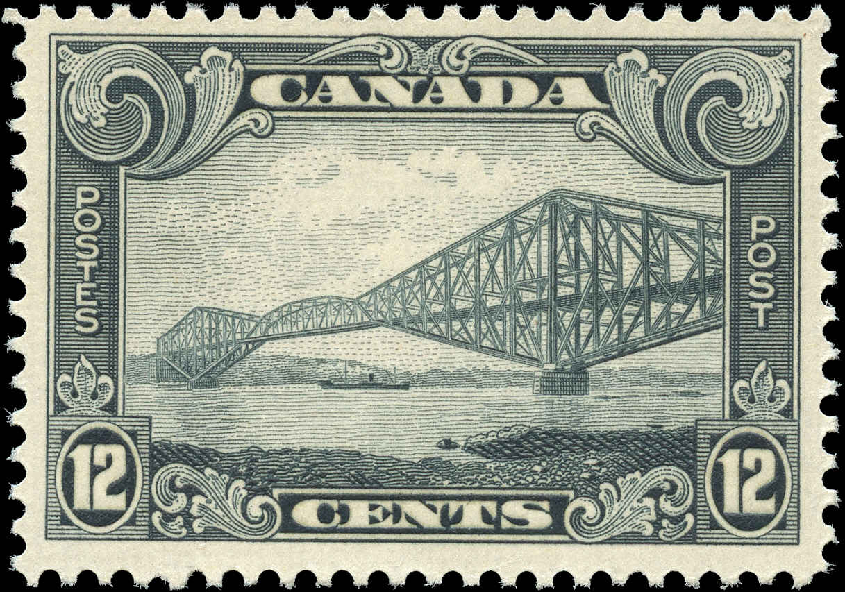Canada #156, Scroll Issue, F-VF, MNH
