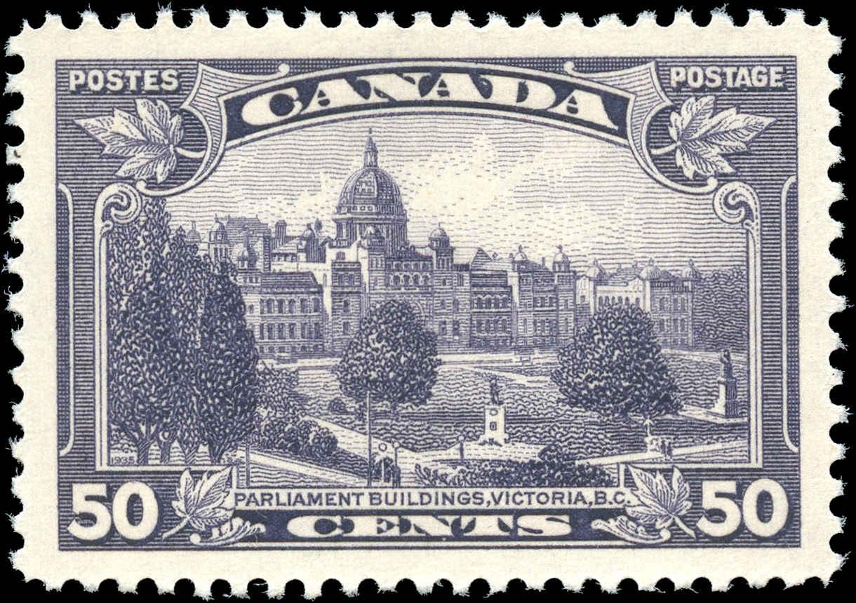 Canada #226, Pictorial Issue, VF+, MH