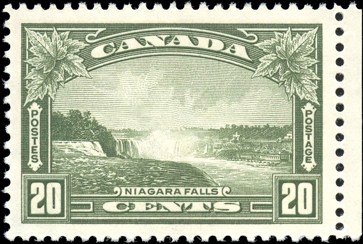 Canada #225, Pictorial Issue, VF, MNH