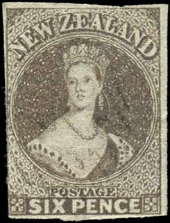 New Zealand, ##14d, F, Used