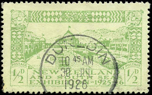New Zealand, #179, F-VF, Used