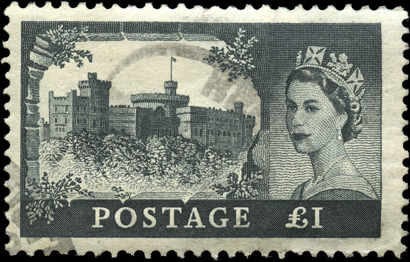 Great Britain, #312, F-VF, Used