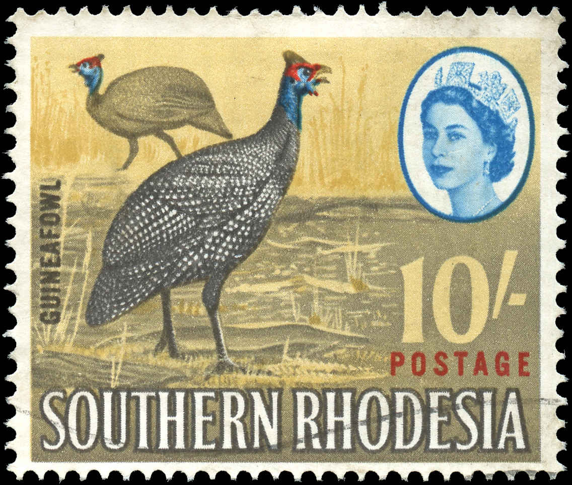 Southern Rhodesia, #107, F-VF, Used