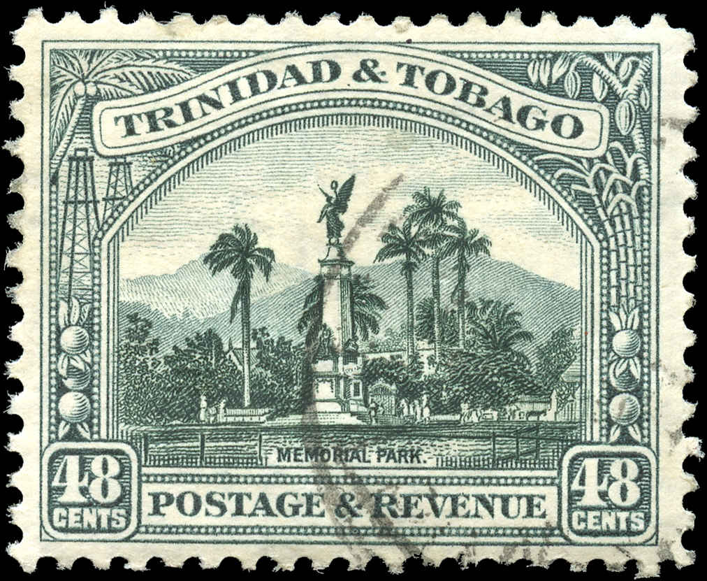 Trinidad & Tobago, ##41, VF, Used