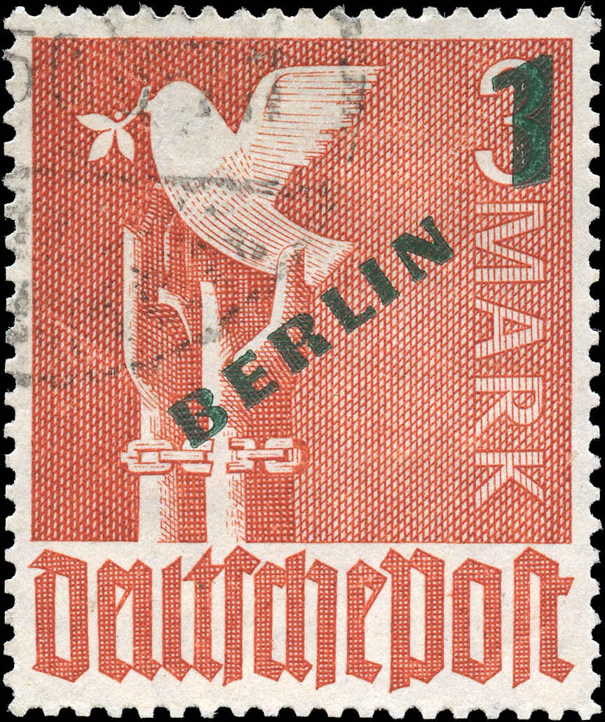 Germany, #9N37, VF, Used