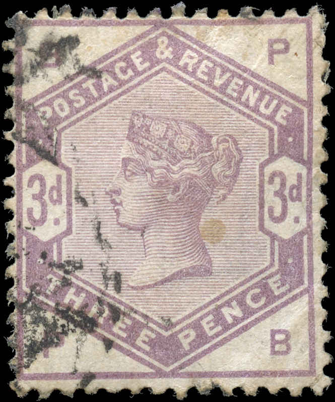 Great Britain, #102, F+, Used