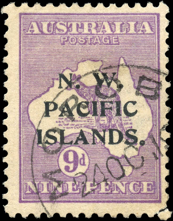North West Pacific Islands, ##33, F+, Used