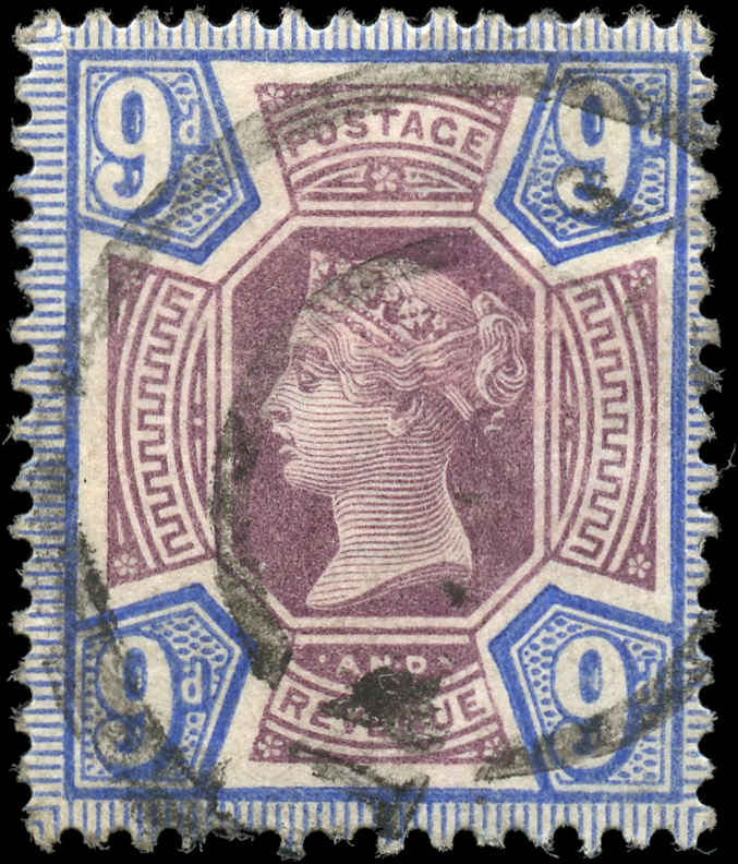 Great Britain, #120, F-VF, Used