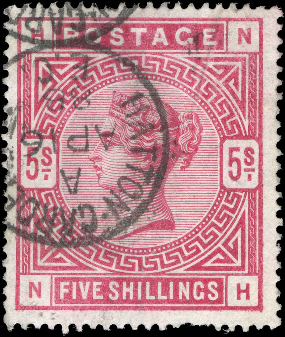 Great Britain, #108, F-VF, Used
