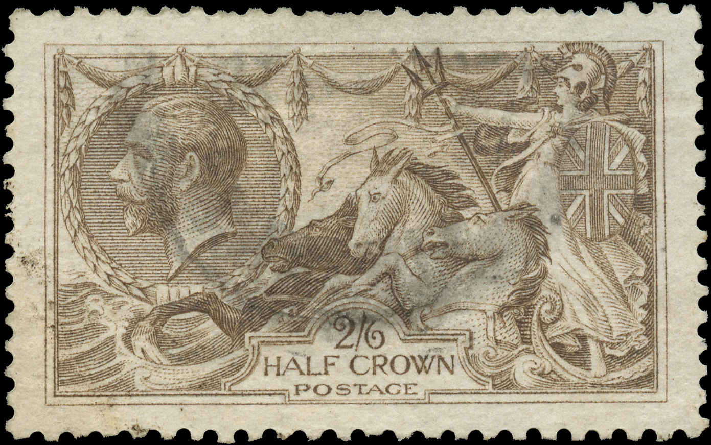 Great Britain, #179, VF, Used