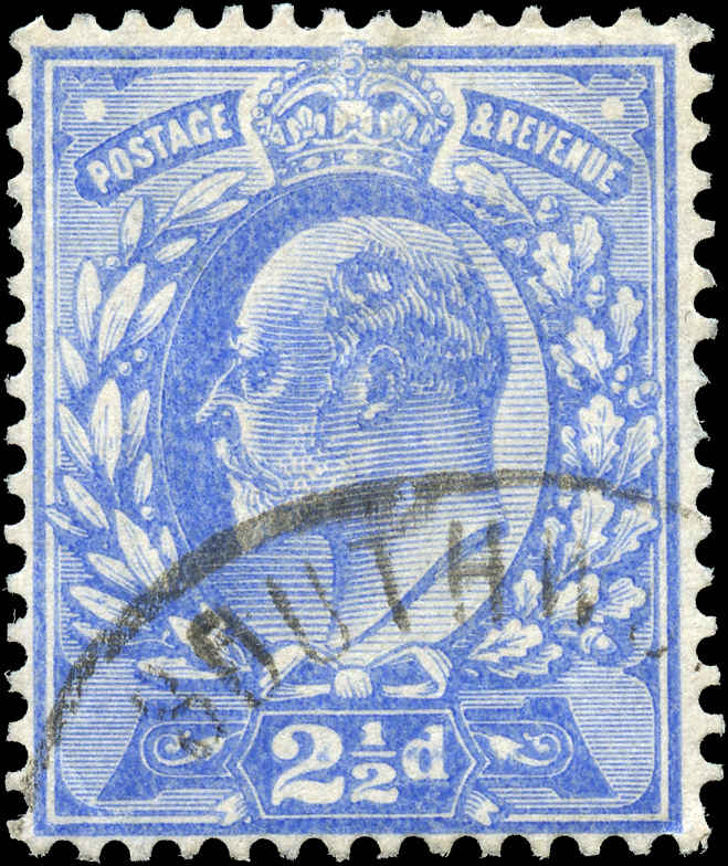 Great Britain, #131, F+, Used