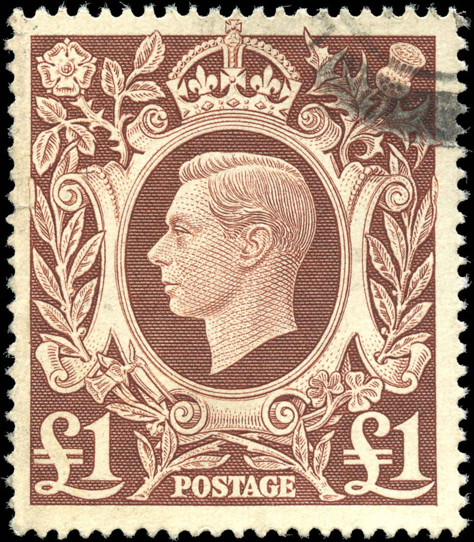 Great Britain, #275, F-VF, Used
