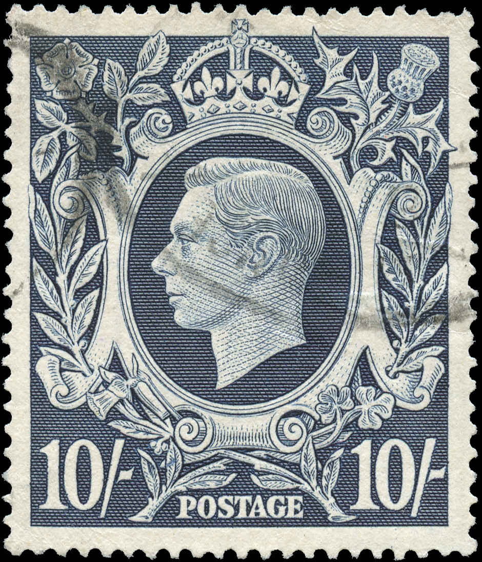 Great Britain, #251, VF, Used