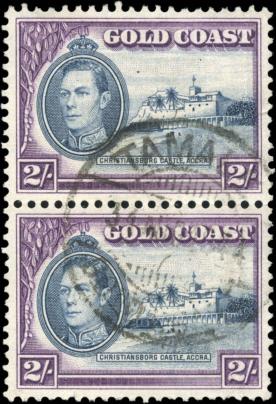 Gold Coast, #125, VF, Used