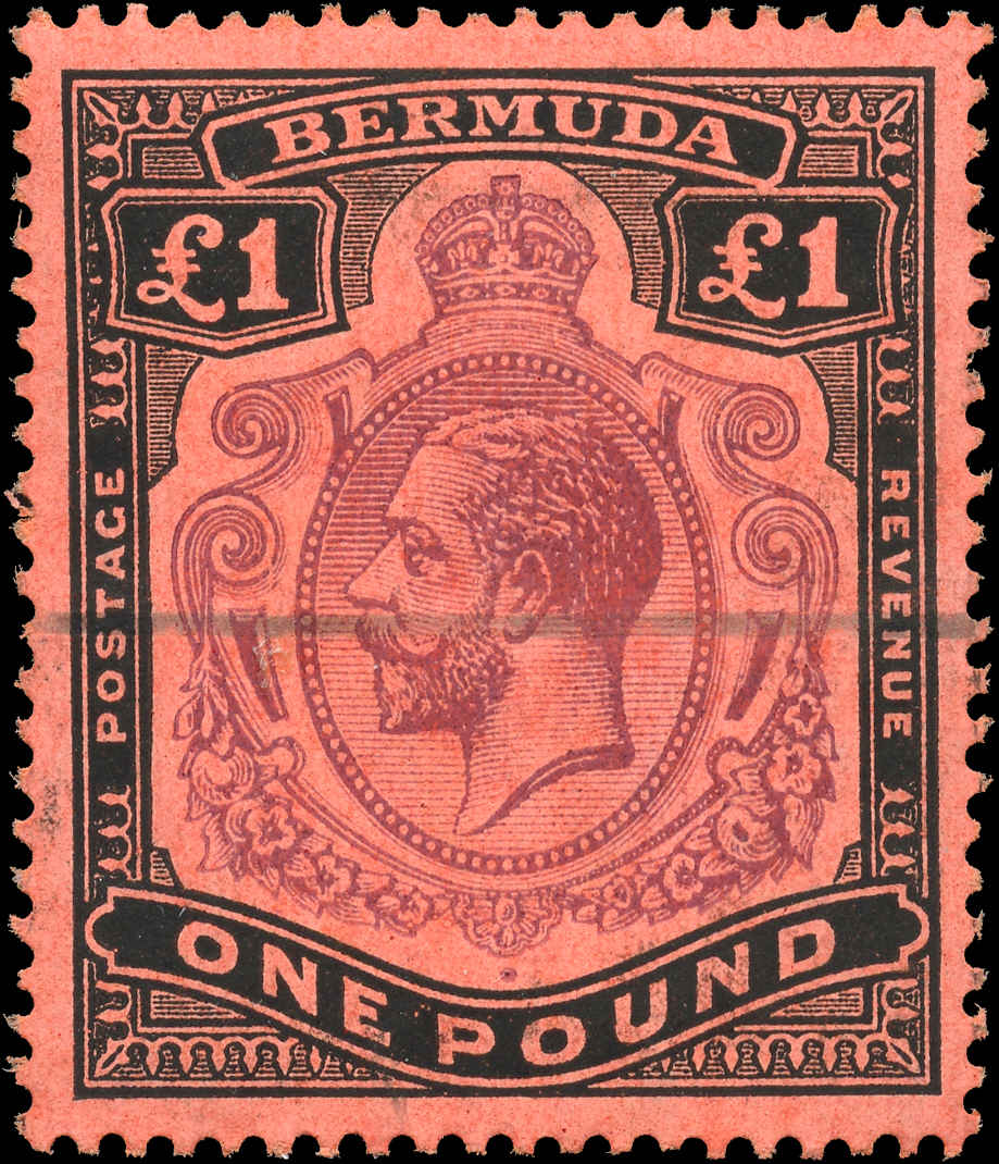 Bermuda Stamp, Scott ##54, VF, Used