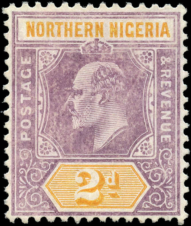 Northern Nigeria, ##21, F-VF, Mint NG