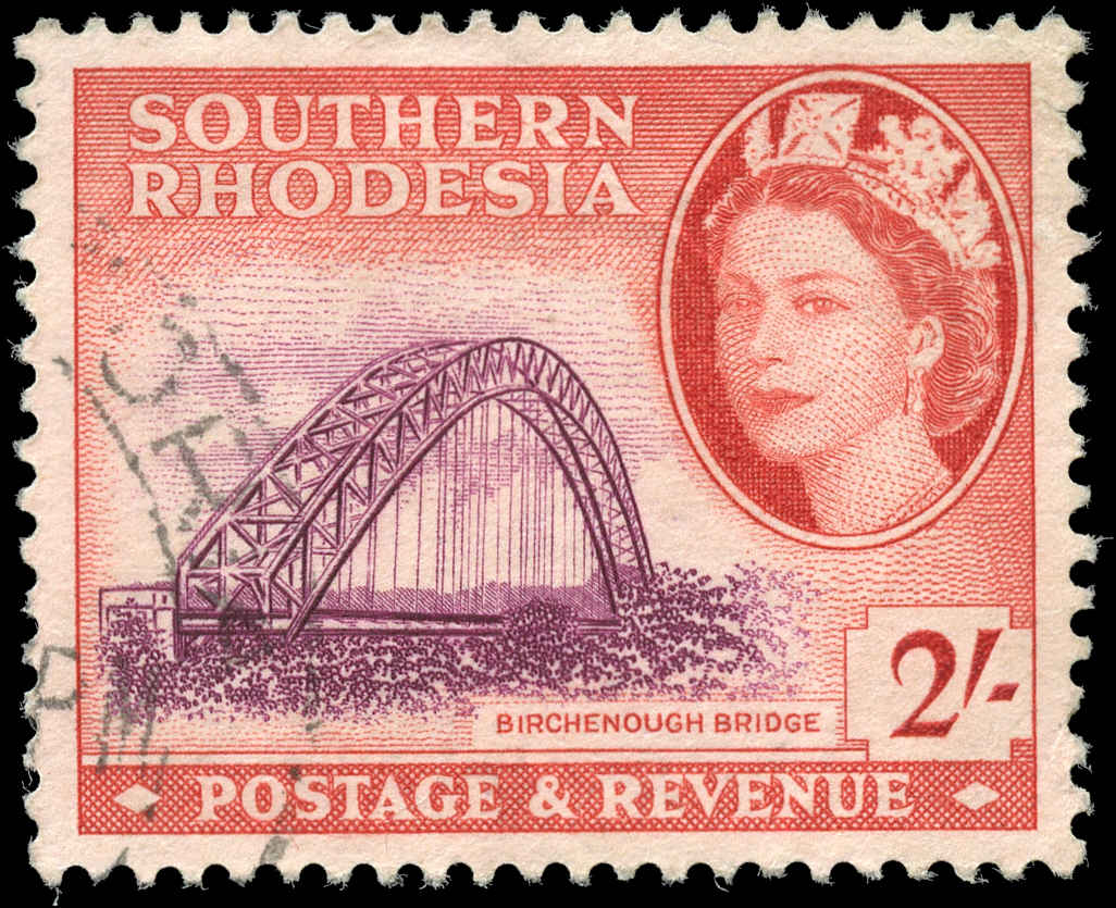 Southern Rhodesia, ##90, VF, Used