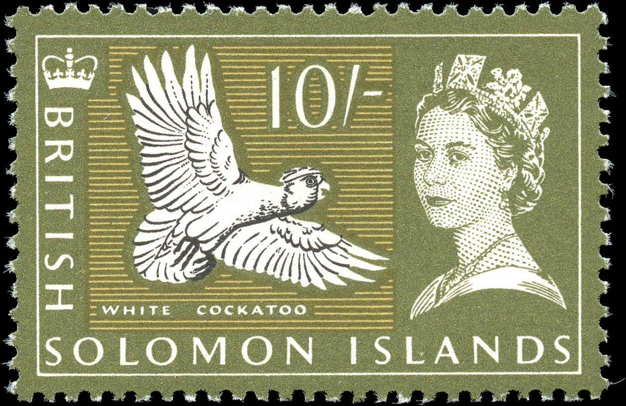 Solomon Islands, #141, VF, MH
