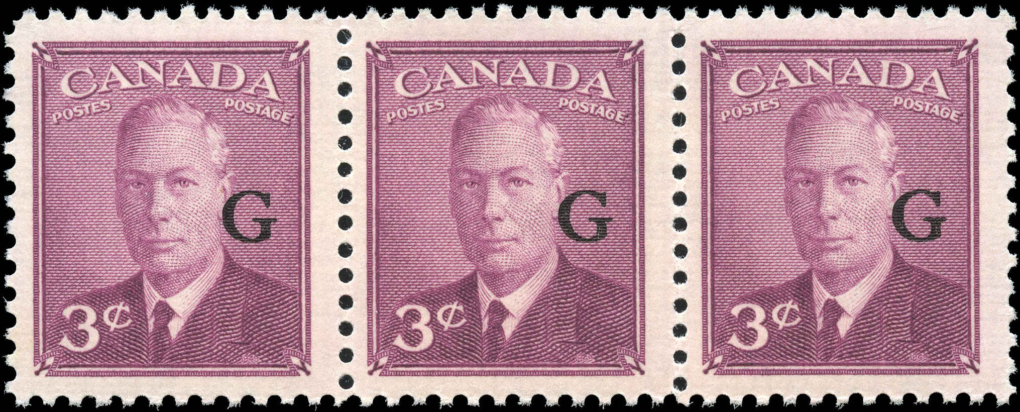 Canada #O18, Official Stamp, F-VF, MNH