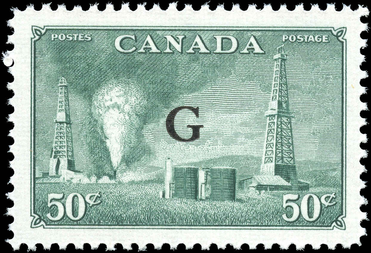Canada #O24, Official Stamp, VF, MNH