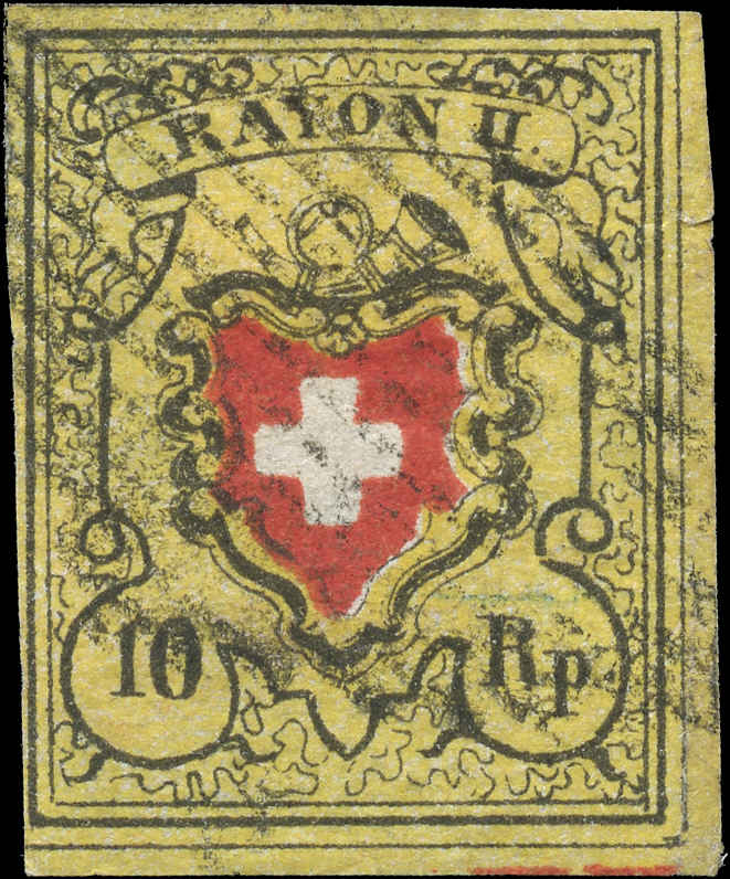 Switzerland ###8, F, Used
