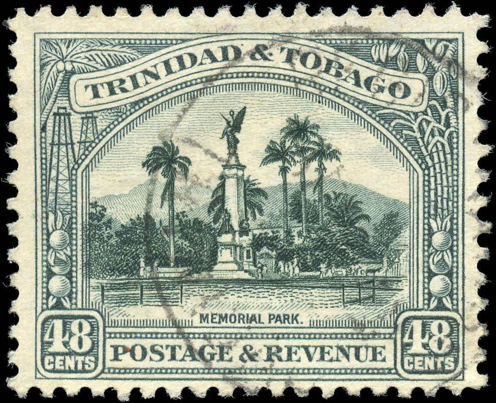 Trinidad & Tobago, ##41, F+, Used