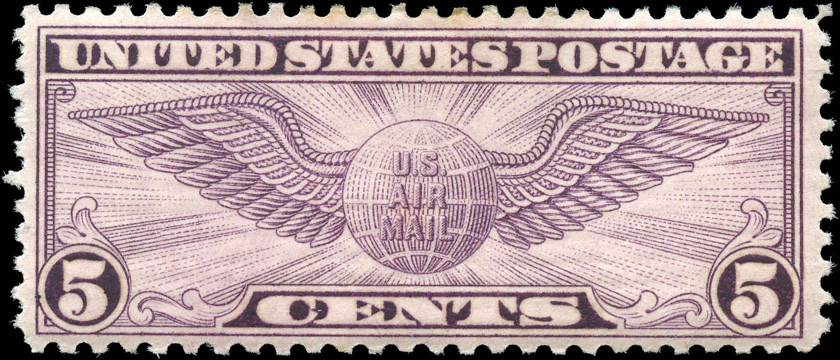 USA, #C12, F-VF, MH