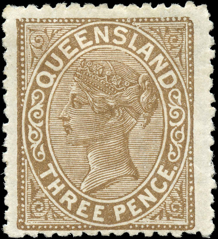 Australian States [Queensland], ##93, F, MH,