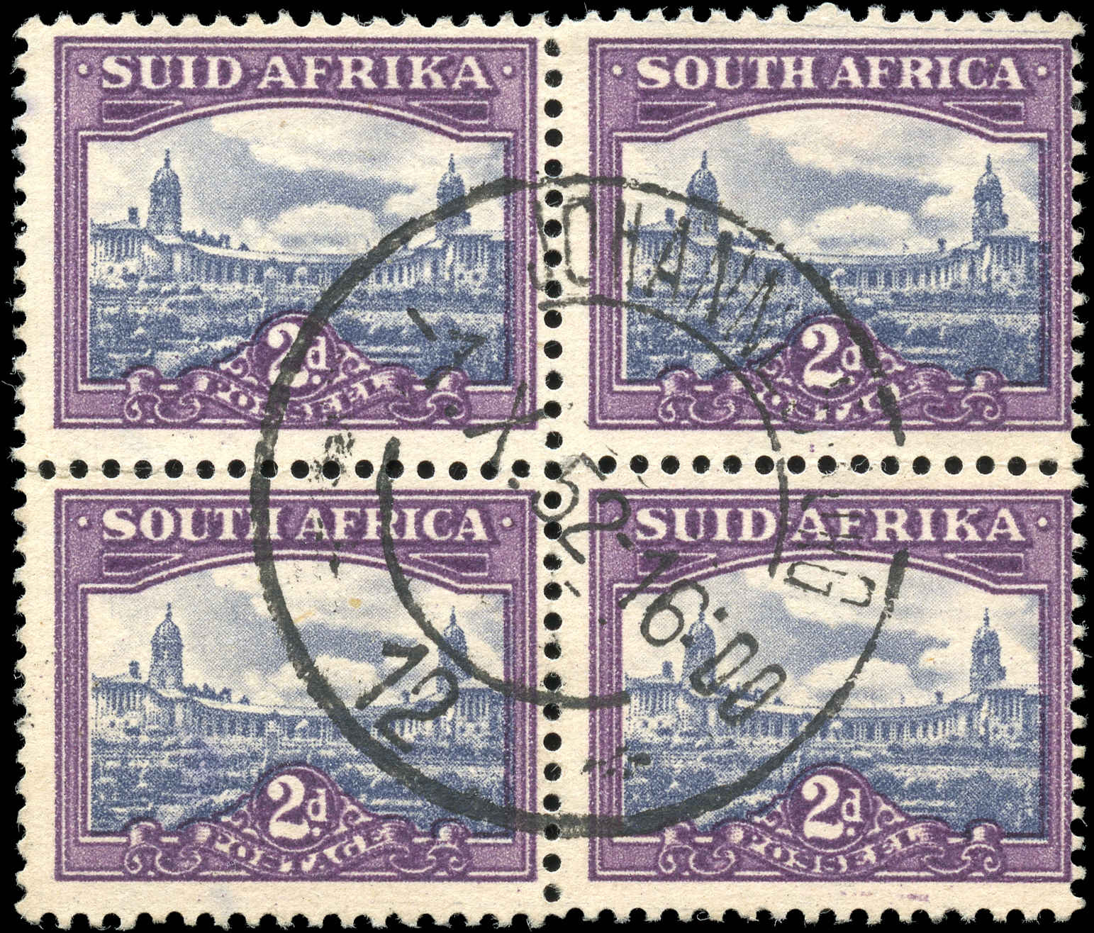 South Africa, ##56, F, Used